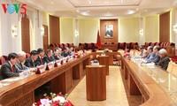Phó Chủ tịch Quốc hội Phùng Quốc Hiển thăm Vương quốc Maroc