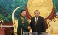 55 năm ngày thiết lập quan hệ ngoại giao và 40 năm ngày ký Hiệp ước hữu nghị và hợp tác Việt-Lào