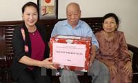 Quyết định tặng quà của Chủ tịch nước nhân kỷ niệm 70 năm Ngày Thương binh - Liệt sĩ