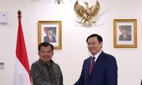 Việt Nam coi trọng Indonesia là đối tác quan trọng trong nội khối ASEAN