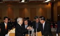 Ra sức củng cố, phát triển tình đoàn kết hữu nghị truyền thống và sự hợp tác toàn diện Việt Nam-CPC