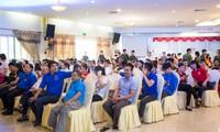 Ngày hội hiến máu tại Nghệ An và Hải Dương