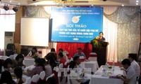 Phát huy vai trò của tổ chức hội phụ nữ trong xây dựng nông thôn mới