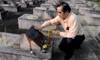Còn sức khỏe, thương binh Nguyễn Huy Thắng, kiều bào CHLB Đức còn trở lại thăm chiến trường xưa