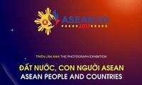 """Triển lãm ảnh """"Đất nước, con người ASEAN"""""""