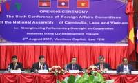 Tăng cường giám sát của Quốc hội với sáng kiến hợp tác khu vực Tam giác phát triển