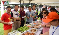 Sôi nổi ngày gia đình ASEAN tại Thái Lan