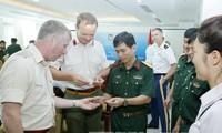 Việt Nam tăng cường hợp tác chuyên môn trong lĩnh vực gìn giữ hòa bình Liên hợp quốc