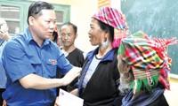 Tiếp tục triển khai các hoạt động quyên góp, ủng hộ đồng bào bị lũ ở các tỉnh miền núi phía Bắc