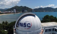 Đài thiên văn đầu tiên của Việt Nam sẽ đi vào hoạt động từ tháng 9/2017