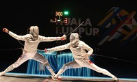 Việt Nam có huy chương vàng thứ 6 tại Sea Games 29