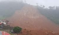 Việt Nam chia buồn trước thảm họa lũ lụt và lở đất tại Sierra Leone