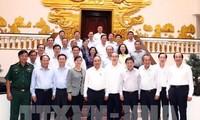 Thủ tướng Nguyễn Xuân Phúc: Tạo cơ chế đặc thù để Thành phố Hồ Chí Minh phát triển