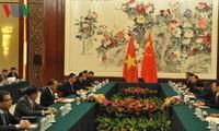 Việt Nam tăng cường quan hệ hợp tác hữu nghị với Trung Quốc