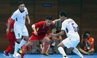 Futsal Việt Nam quyết giành thành tích cao tại Đại hội thể thao trong nhà châu Á năm 2017