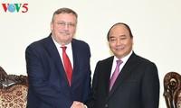 Thủ tướng Nguyễn Xuân Phúc tiếp Đại sứ Hungary tại Việt Nam