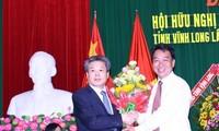 Phát huy vai trò cầu nối hợp tác của Hội hữu nghị Việt Nam-Trung Quốc tỉnh Vĩnh Long
