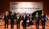 Khai mạc Diễn đàn các hàng lang kinh tế GMS lần thứ 9