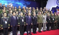 Việt Nam tham dự Hội nghị Tư lệnh Lục quân Thái Bình Dương