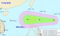 Các tỉnh Tây bắc chịu ảnh hưởng nặng nề do ảnh hưởng của áp thấp nhiệt đới