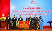 Khai mạc Đại hội Đoàn Thanh niên cộng sản Hồ Chí Minh thành phố Hà Nội