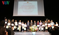 Tôn vinh truyền thống hiếu học của người Việt tại Cộng hòa Czech