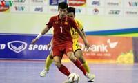 Futsal Việt Nam giành vé dự vòng chung kết Futsal châu Á 2018