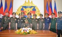 Quân đội Nhân dân Việt Nam và Quân đội Hoàng gia Campuchia tăng cường hợp tác
