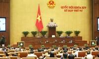 Quốc hội tiếp tục thảo luận về kinh tế xã hội