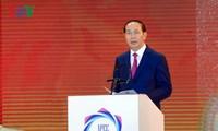 Toàn văn phát biểu của Chủ tịch nước tại Hội nghị CEO Summit 2017