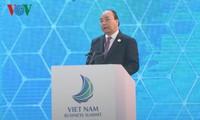 Thủ tướng Nguyễn Xuân Phúc gặp gỡ một số nhà đầu tư khu vực châu Á – Thái Bình Dương