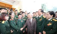 Tuổi trẻ Quân đội tiếp tục nỗ lực cố gắng, hoàn thành xuất sắc nhiệm vụ được giao