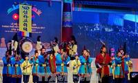 Khai mạc Lễ hội Văn hóa thế giới Thành phố Hồ Chí Minh - Gyeongju năm 2017