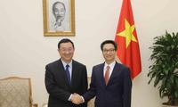 Việt Nam và Trung Quốc tăng cường hợp tác về lĩnh vực văn hóa