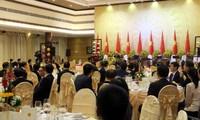 Tiệc chiêu đãi trọng thể Tổng Bí thư, Chủ tịch Trung Quốc Tập Cận Bình