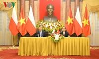 Tăng cường quan hệ Việt Nam-Ba Lan