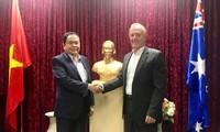 Thúc đẩy nhập khẩu các mặt hàng thuỷ sản của Việt Nam vào Australia