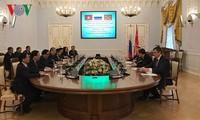 Đoàn đại biểu Đảng Cộng sản Việt Nam thăm và làm việc tại Liên bang Nga