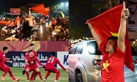 Đội tuyển Việt Nam giành vé vào vòng bán kết  giải bóng đá vô địch U23 Châu Á