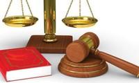 Tòa án nhân dân tỉnh Quảng Bình thông báo cho anh Trần Trung Tuyến
