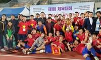 Hội người Việt Nam tại Hàn Quốc tổ chức Hội thao lần thứ nhất