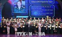 Tuyên dương Chủ tịch công đoàn cơ sở xuất sắc tiêu biểu toàn quân