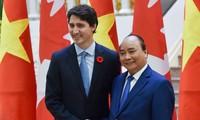 Thủ tướng Nguyễn Xuân Phúc lên đường dự Hội nghị Thượng đỉnh G7 mở rộng và thăm Canada