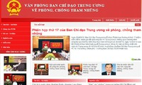 Anti-corruption website is launched