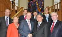 Vietnam, Ireland work on judicial cooperation