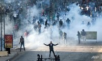 Egypt: clashes between Morsi's supporters and police