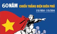 National mobile communication festival about Dien Bien Phu