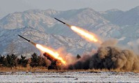 DPRK continues to launch 30 missiles