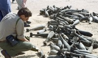 United Nations urges an end to the proliferation of weapons