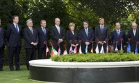 Europe leaders gather for World War I memorial